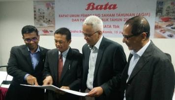 Foto Repositioning Sepatu Bata Dongkrak Laba 330%
