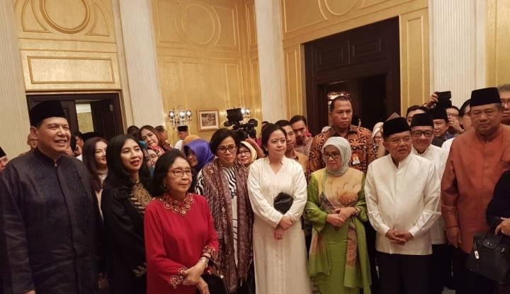 Foto Berita Pertemukan Puan dan SBY, CT Ajak Semua Pihak untuk Bersatu