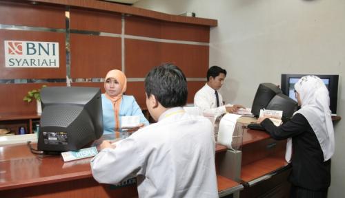 Foto Juni, BNI Syariah Raup Laba Rp165 Miliar