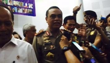 Foto Wakapolri Paparkan Posisi Polri Sebagai APH Kepada Pansus Hak Angket DPR