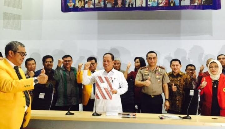 Foto Berita Tudingan Novel Terhadap Jenderal, Wakapolri: Jangan Berandai-andai
