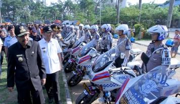 Foto Gubernur Sumut Sampaikan Pentingnya Menjaga Stabilitas Keamanan Masyarakat