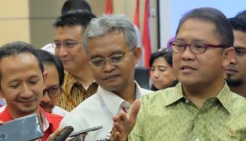 Foto Menteri Rudiantara Kasih Bocoran 'Unicorn' Kedua di Indonesia