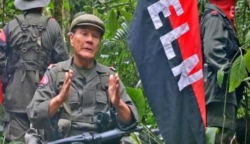 Foto Dua Jurnalis Asal Belanda Diculik Oleh Pemberontak ELN di Kolombia