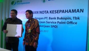 Foto Bukopin Bidik Penambahan 150 Ribu Nasabah Baru dari SPO BPJS TK