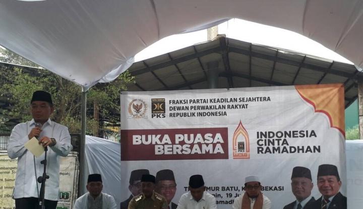 Foto Berita Hadir di TPA Bantar Gebang, Bukti Fraksi PKS Memihak Rakyat Kecil
