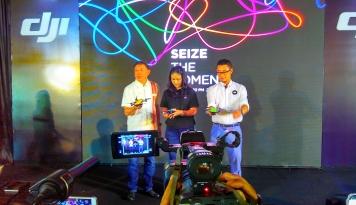 Foto DJI Luncurkan Drone Terbaru Kolaborasi Dengan Erajaya Group