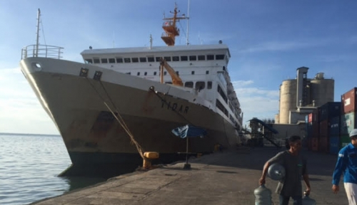 Foto Pelayaran di Mamuju Turun 25,91 Persen