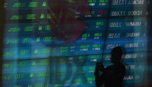 Foto BEI: Total Emisi Obligasi Capai Rp115 Triliun