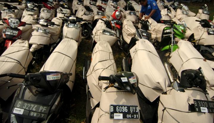 Foto Berita Pelni Siap Angkut 6.000 Motor Peserta Mudik Gratis