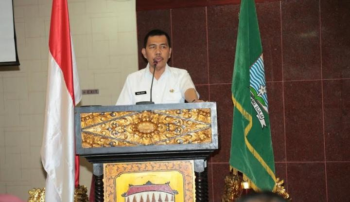 Foto Berita Hadapi MEA,Wagub Sumsel Imbau Mahasiswa Galakkan 3 Pilar Penting