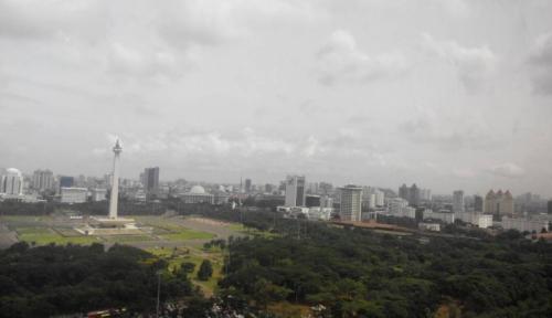 Foto 574.964 Wisatawan Kunjungi Jakarta Selama Libur Lebaran