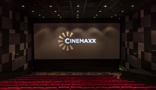 Foto Cinemaxx Resmikan Bioskop Baru di Malang Town Square