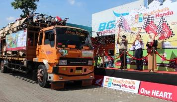 Foto AHM Mulai Buka Pendaftaran Mudik dan Balik Bareng Honda