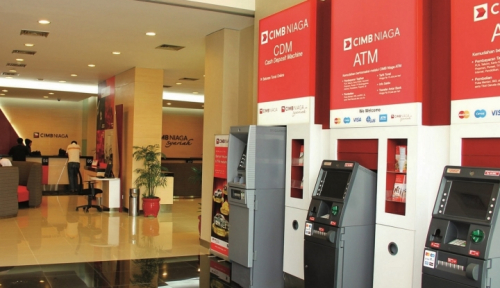 Foto CIMB Niaga Tawarkan Obligasi Rp2 Triliun