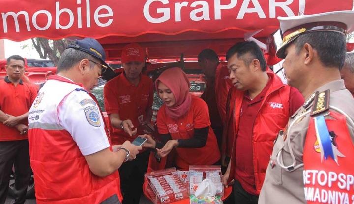Foto Trafik Layanan Telkomsel Ramadhan-Idul Fitri 2017 Meningkat
