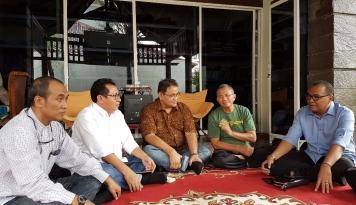 Foto Dahlan Harap Kehadiran SMSI untuk Menopang Kebebasan Pers