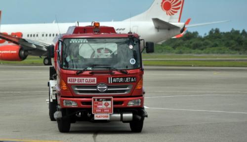 Foto Penurunan Harga Tiket Pesawat Cuma Basa-Basi