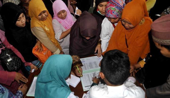 Foto Berita Baznaz Padang Targetkan Zakat Rp26 Miliar