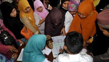 Foto Baznas Kota Bogor Mulai Bagikan Dana Zakat