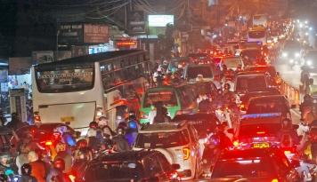 Foto Polisi Siapkan Jalur Alternatif Guna Antisipasi Macet saat Mudik