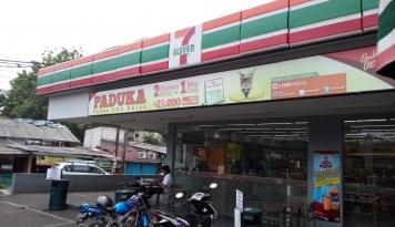 Foto 7-Eleven Bangkrut, Gaji dan THR Karyawan Ikut Macet