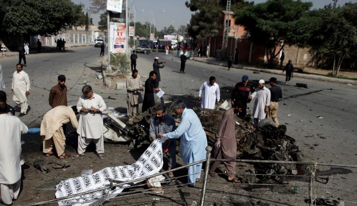Foto Berita Di Pakistan, 4 Anggota Keluarga Kristen Didor Orang Tak Dikenal