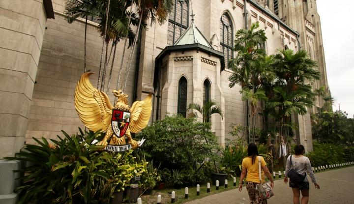 Mgr. Ignatius Suharyo Jadi Kardinal Baru Vatikan - Warta Ekonomi