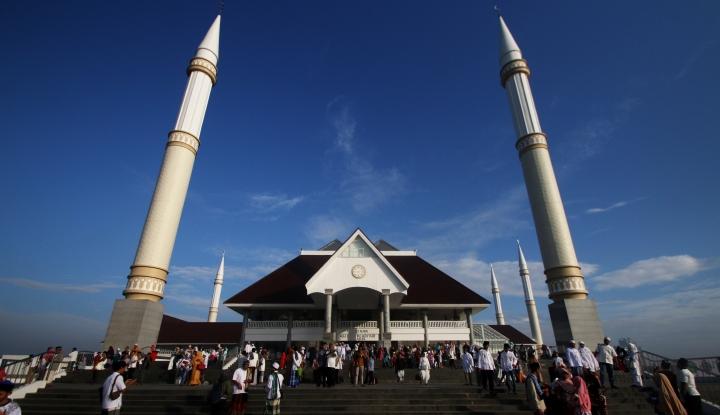 102 Masjid di Lhokseumawe dan Aceh Dilatih Manajemen Keuangan - Warta Ekonomi
