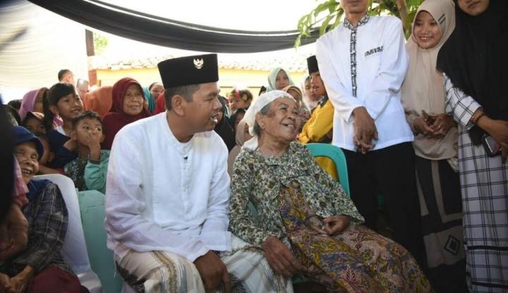 Foto Berita Dedi Mulyadi Sebut Tidak Perlu Miliaran untuk Populer di Jawa Barat
