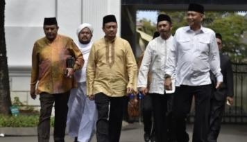 Foto GNPF MUI Puji Sikap Wakapolri terkait Kasus MCA
