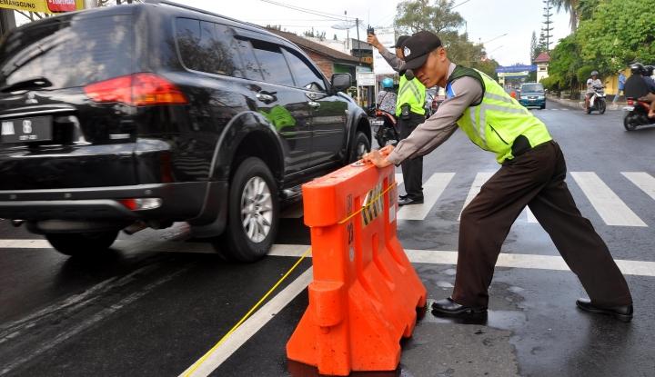 420 Personel Amankan Libur Lebaran di Bukittinggi - Warta Ekonomi