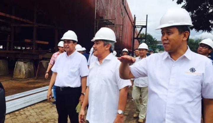 Foto Berita KKP: Gemonel Bertujuan Mempercepat Permodalan Nelayan