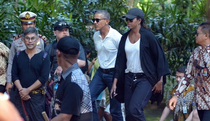Andai Barack Obama Jadi Penasihat Prabowo-Sandi - Warta Ekonomi