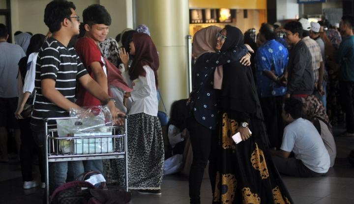 Foto Berita 216.919 Penumpang Tiba di Bandara Syamsudin Noor