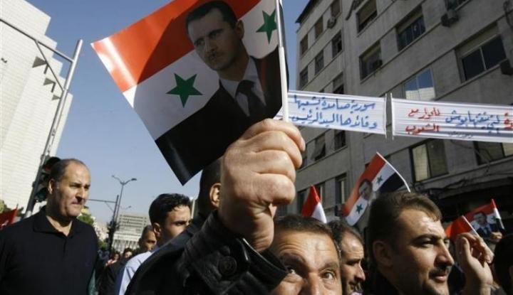 Foto Berita Amerika Siap Angkat Kaki dari Suriah, Asal...