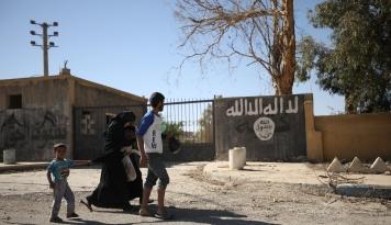 Foto Cerita Pilu Mantan Budak Seks Milisi ISIS