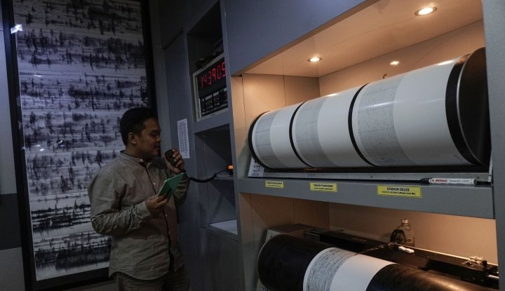 Foto Berita Banten Gempa Lagi, Terasa Hingga Bogor dan Cianjur