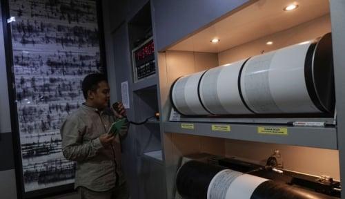 Foto BPBD: Dampak Gempa di Sukabumi Belum Terlihat