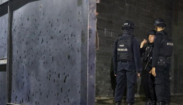 Foto Berita Polri Pastikan Tak Ada Korban Jiwa di Kerusuhan Mako Brimob