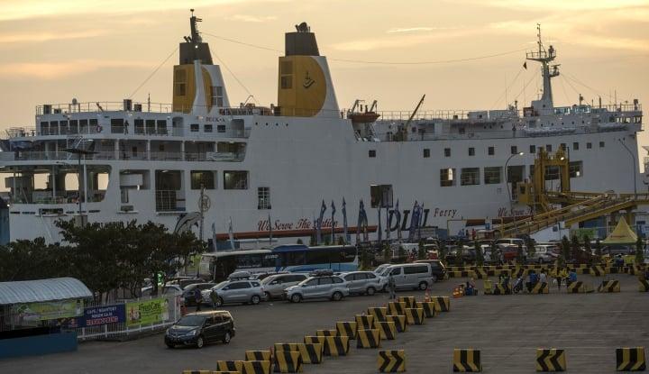 Kaji Tarif Khusus Kapal Penyeberangan, Menhub Tak Setuju Ganjil-Genap di Merak? - Warta Ekonomi