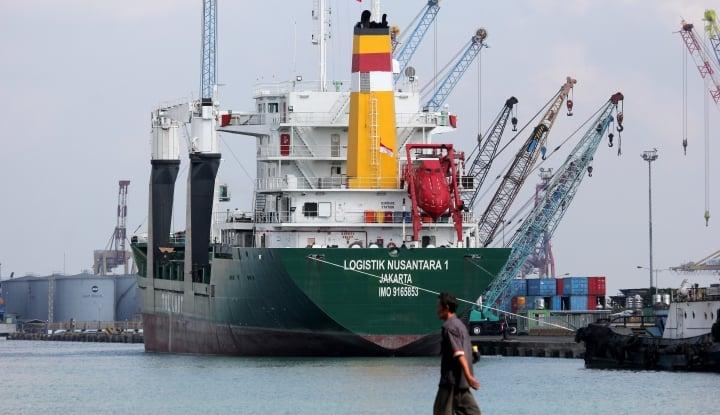 Foto Berita Tahun Depan, Humpuss Intermoda Targetkan Investasi Kapal US$37 Juta