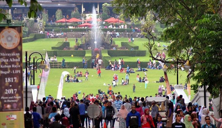 3 Tempat Wisata Keluarga Ramah Anak di Bogor - Warta Ekonomi