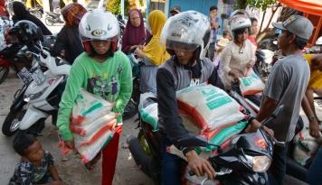 Foto Juni, BI Prediksi Tingkat Inflasi di Riau Masih Terkendali