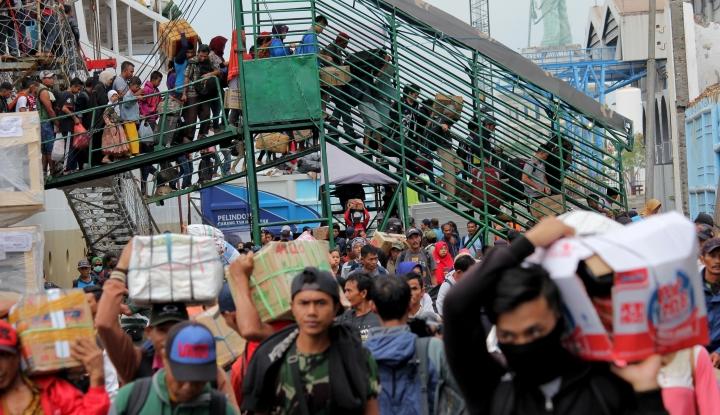 Foto Berita Pupuk Indonesia Siap Berangkatkan 5.500 Pemudik