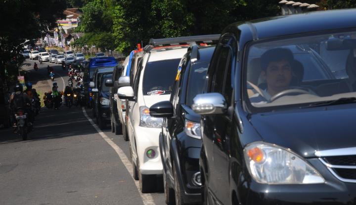 Foto Berita Polisi: Waspada! Jalur Wisata Garut Rawan Insiden