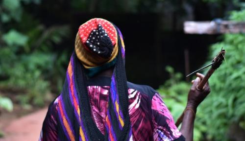 Foto Festival Lembah Baliem Menjadi Daya Tarik Wisatawan Mancanegara