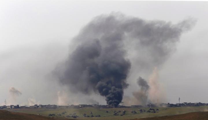 Pemerintah Perancis Larang Wartawan Liput Situasi Suriah - Warta Ekonomi