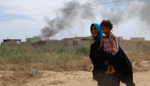 Foto PBB: 7.000 Lebih Anak Tewas di Suriah Sejak 2011