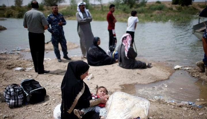 Bahaya, Kata Pengamat Justru Bahaya Kalau WNI Eks ISIS Gak Pulang - Warta Ekonomi